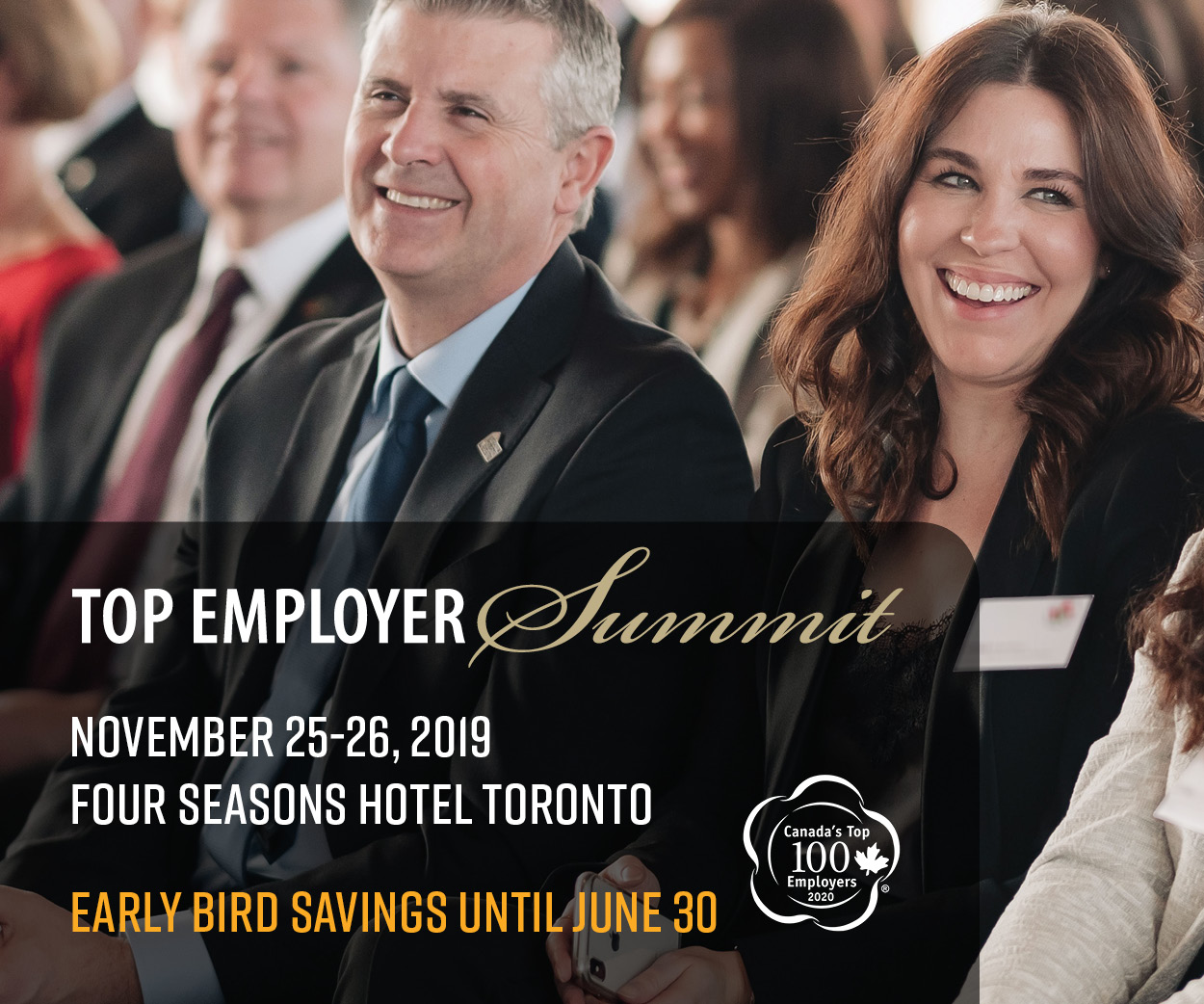 Learn more about the Top Employer Summit